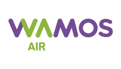 logo vector Wamos Air