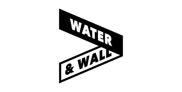 logo vector Water & Wall