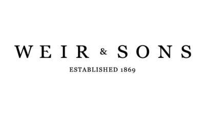 logo vector Weir & Sons