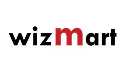 logo vector WizMart