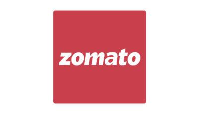 logo vector Zomato