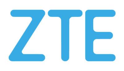 logo vector ZTE