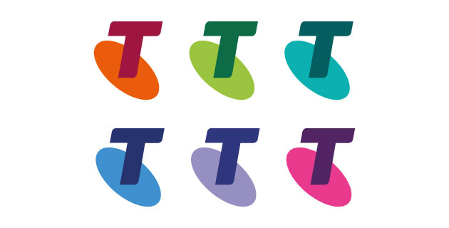 logo vector Telstra