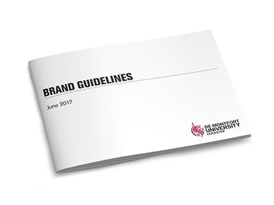 De Montfort University brand guidelines