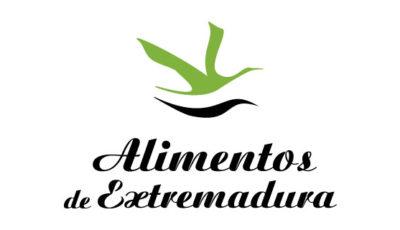 logo vector Alimentos de Extremadura