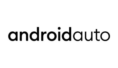 logo vector Android Auto