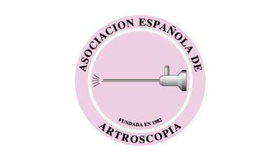 logo vector Asociación Española de Artroscopia