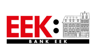 logo vector Bank EEK