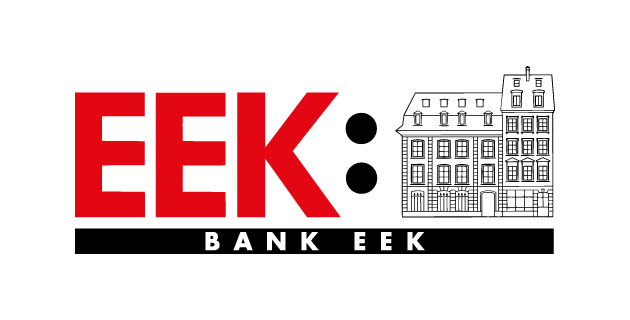 logo vector Bank EEK