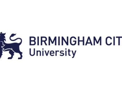 logo vector Birmingham City University