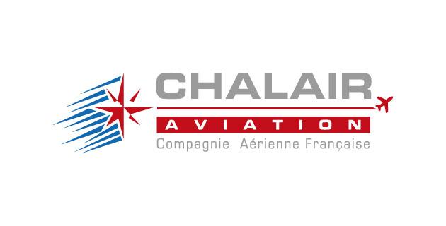 logo vector Chalair Aviation