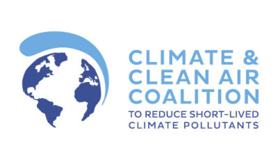 logo vector Climate & Clean Air Coalition