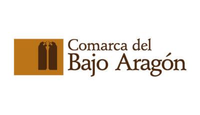 logo vector Comarca del Bajo Aragón