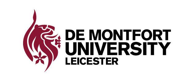 logo vector De Montfort University