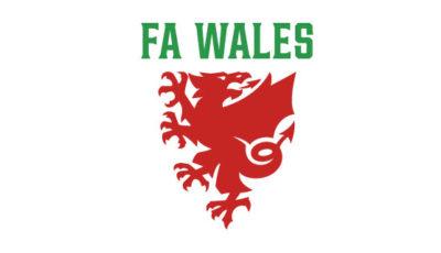 logo vector FA Wales