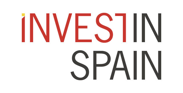 logo vector Invest in Spain