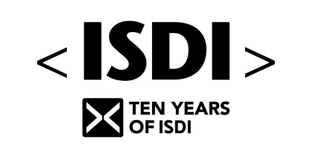 logo vector ISDI