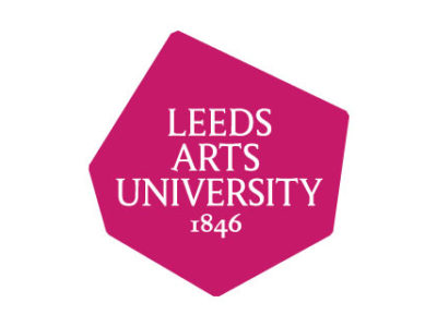 logo vector Leeds Arts University