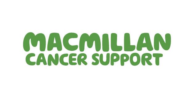 logo vector Macmillan Cancer Support