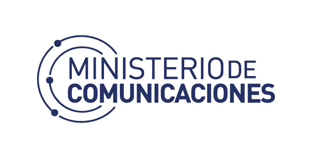 logo vector Ministerio de Comunicaciones