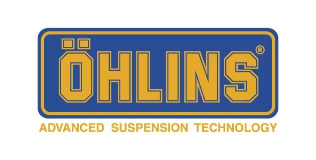 logo vector Öhlins Racing