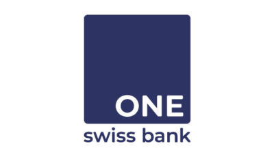 logo vector One Swiss Bank