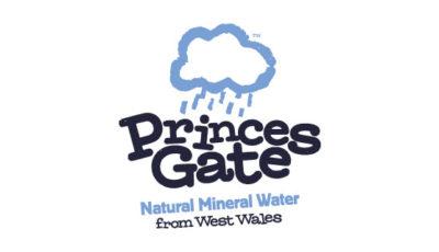 logo vector Princes Gate