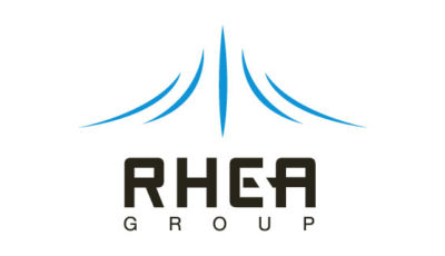 logo vector RHEA Group
