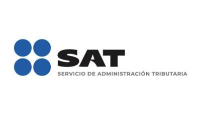 logo vector SAT Servicio de Administración Tributaria