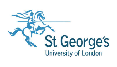 logo vector St George's, University of London