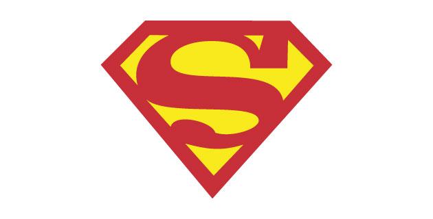logo vector Superman