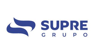 logo vector Supre Grupo