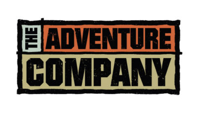logo vector The Adventure Company