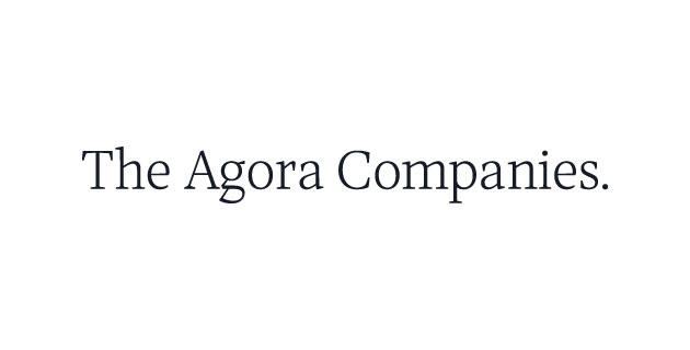 logo vector The Agora Companies