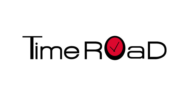 logo vector Time Road