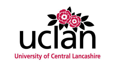 logo vector University of Central Lancashire