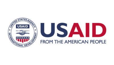 logo vector USAID