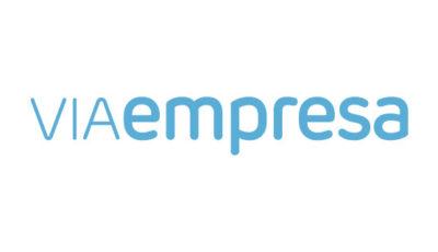 logo vector VIA Empresa