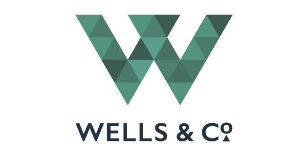 logo vector Wells & Co