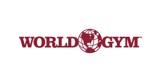 logo vector World Gym