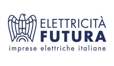 logo vettoriale Elettricità Futura