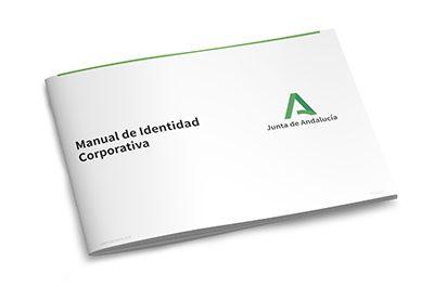 Junta de Andalucía manual de identidad corporativa