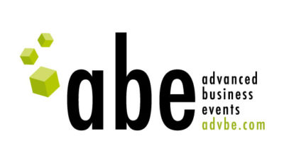logo vector abe - advanced business events