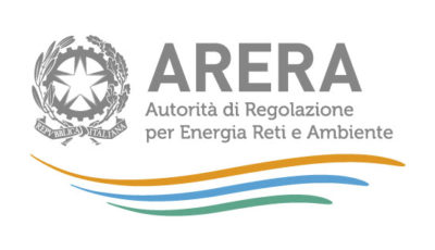 logo vector Arera