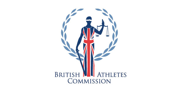 logo vector British Athletes Commission