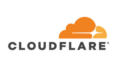 logo vector Cloudfare