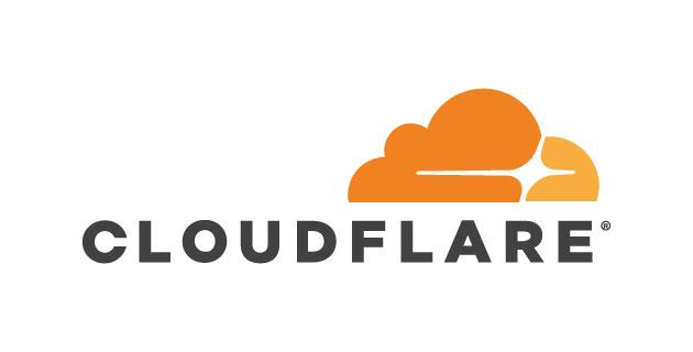 logo vector Cloudfare