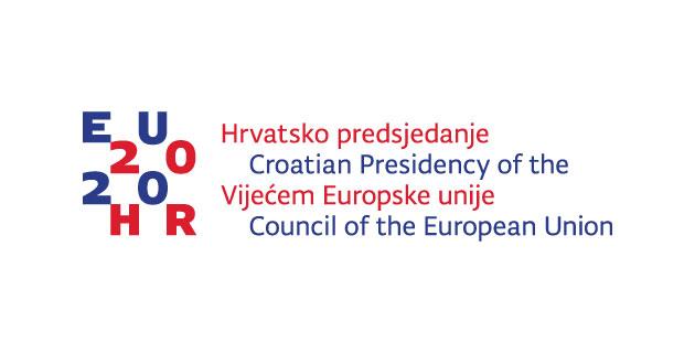 logo vector Croatian Presidency of the Council of the European Union