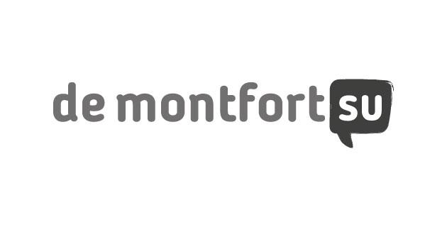 logo vector De Montfort Students' Union