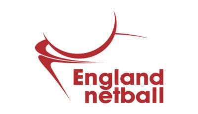 logo vector England Netball
